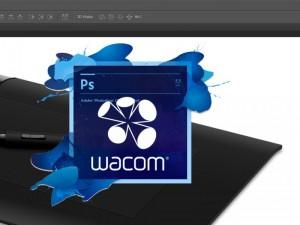 Wacom & Photoshop