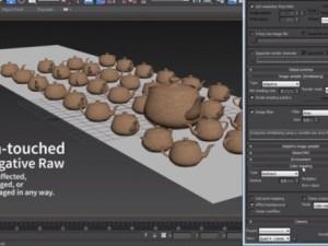 Linear workflow și Gamma în 3DsMAX