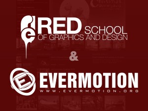 REDSchool & Evermotion