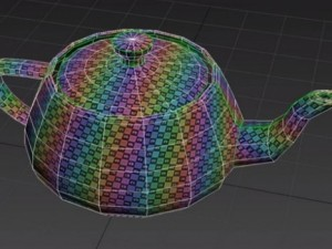 TEXTURARE – UVW Unwrapping in 3ds Max