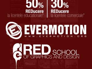 REDUCERI REDSchool & Evermotion